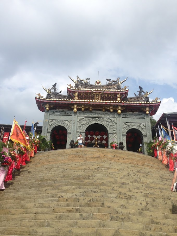 2018 Muzha,Chin-Nan Temple(Xiangong Temple) -1138th Anniversary Ceremony of  Patriarch Lu Enlightenment