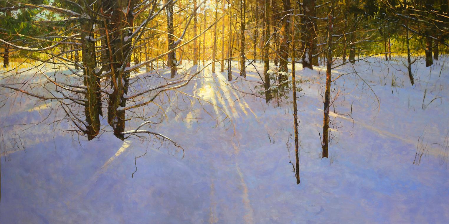 Gavin Gardner Fine Art Interview With Peter Fiore