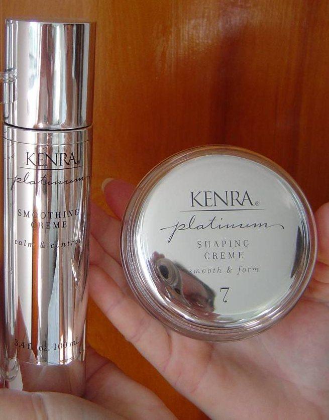 Kenra Platinum Smoothing Creme and Shaping Creme.jpeg