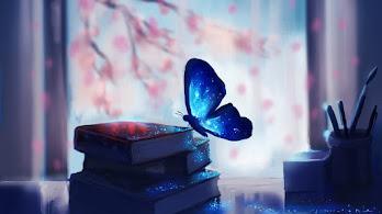 Butterfly, Fantasy, Art, 4K, #6.448