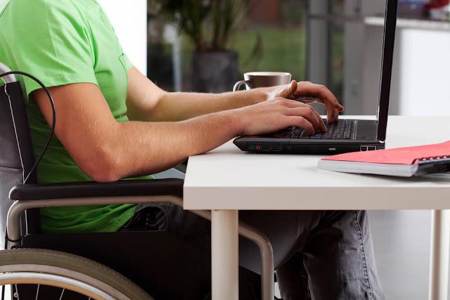 Trabalho online para deficientes!!! O segredo está aqui. + E-book grátis