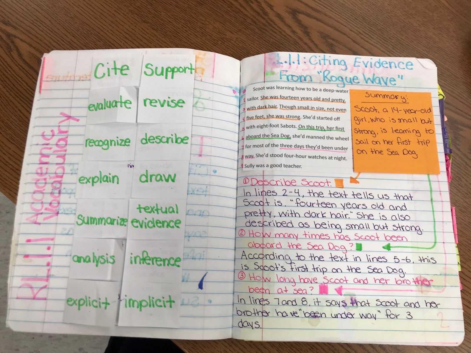 Why I Stopped Using Interactive Notebooks And What I Do Instead Teach101