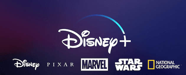 Disney+ Streaming Service Launches in Late 2019