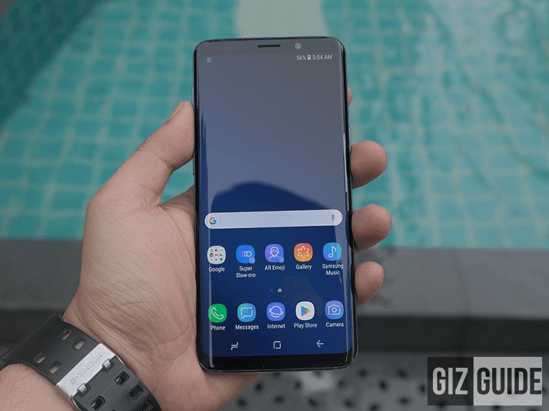 Meet Samsung Galaxy S9, The compact powerhouse?