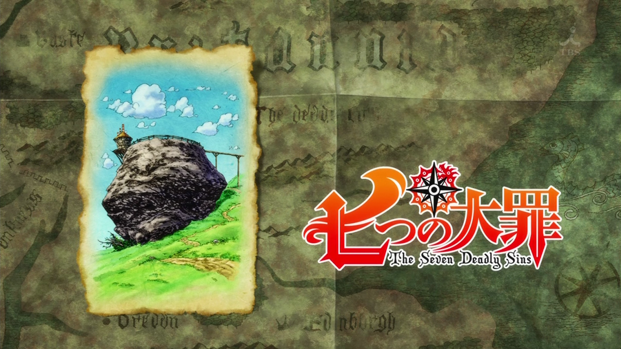 The Seven Deadly Sins - episodio numero 10