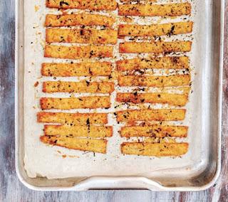 Pecorino Cheese Straws Recipe