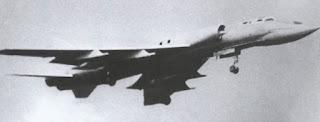 L'addestratore Tu-128UT Pellicano.