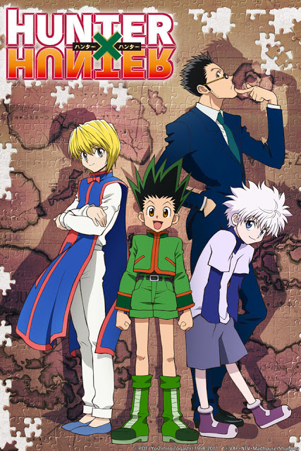 Hunter x Hunter Ovas |30/30| |Dual Audio| |HD Ligero| |Mega|
