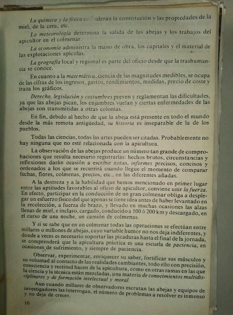 16 - La biblia del apicultor 200318 - El Apicultor Español: Actitud y Aptitud