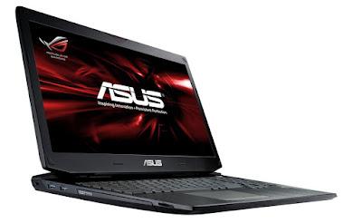 ASUS ROG G750JX - Laptop Gaming Terbaik