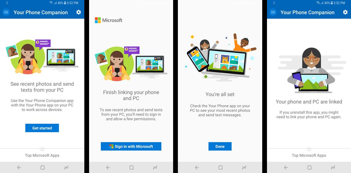 App-Companion-Android-Windows-10