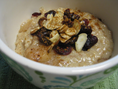 Crock Pot Oatmeal Recipe 2