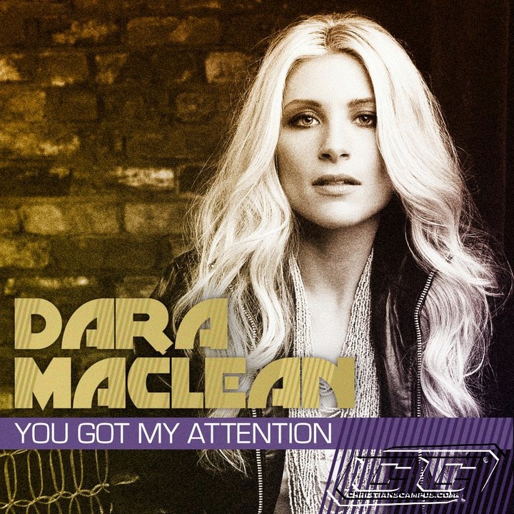 Dara Maclean - You Got My Attention 2011 English Christian Album