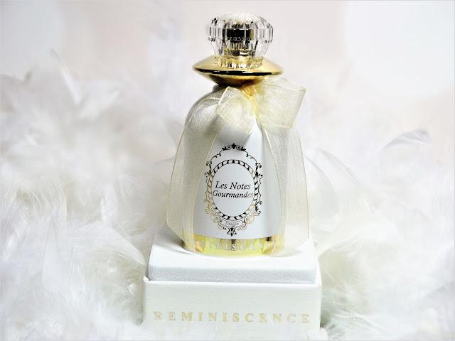 Avis Les Notes Gourmandes : Dragée de Reminiscence, blog beaute, blog parfum, blog bougie