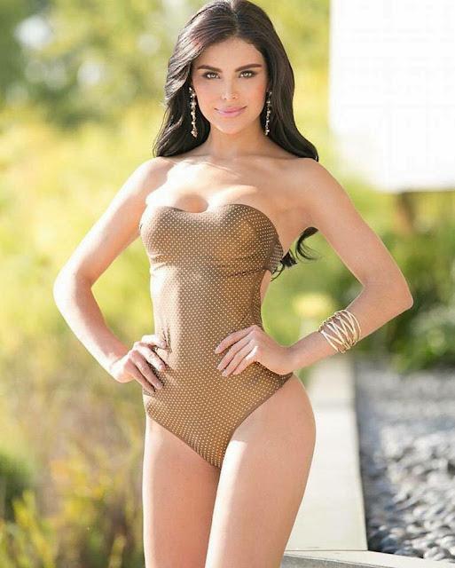 Latina Beauties, Girls in Swimsuit, Miss Earth, Miss Venezuela 2017, Miss Venezuela