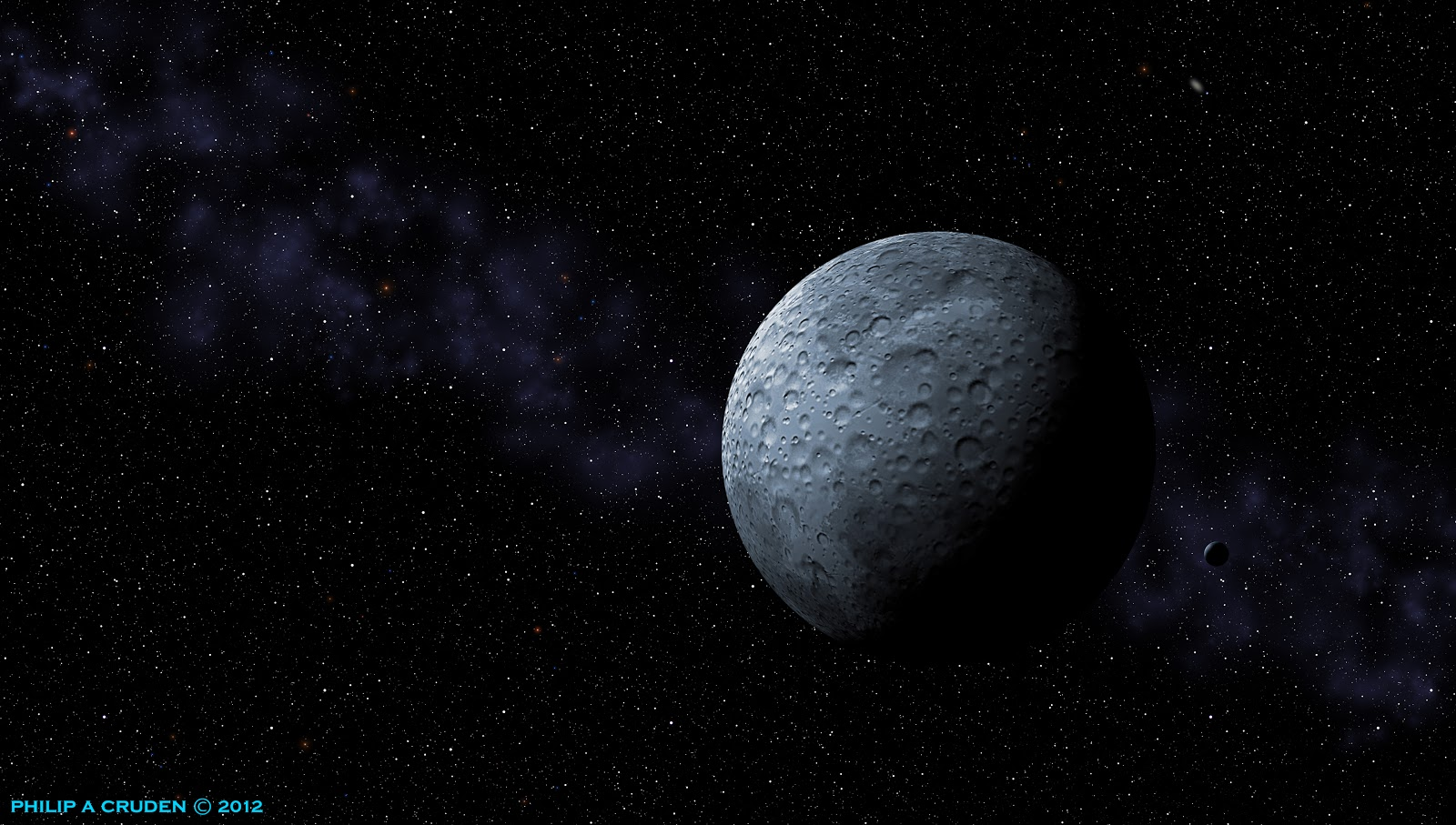 Dwarf Planets Eris and Ceres (page 3) - Pics about space