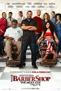 Film Barbershop: The Next Cut (2016) Gratis