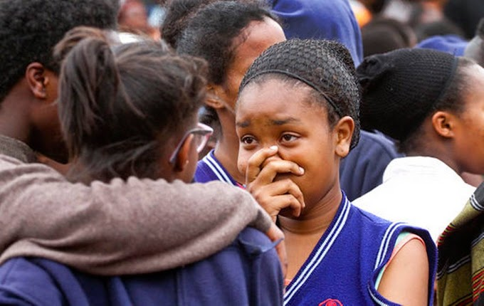 7 girls killed in Kenya dormitory fire, official says