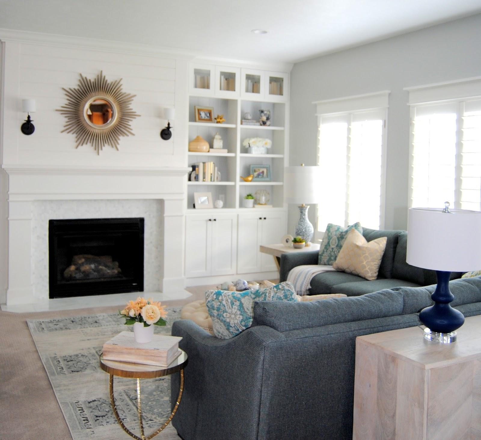 studio 7 interior design client reveal family room
