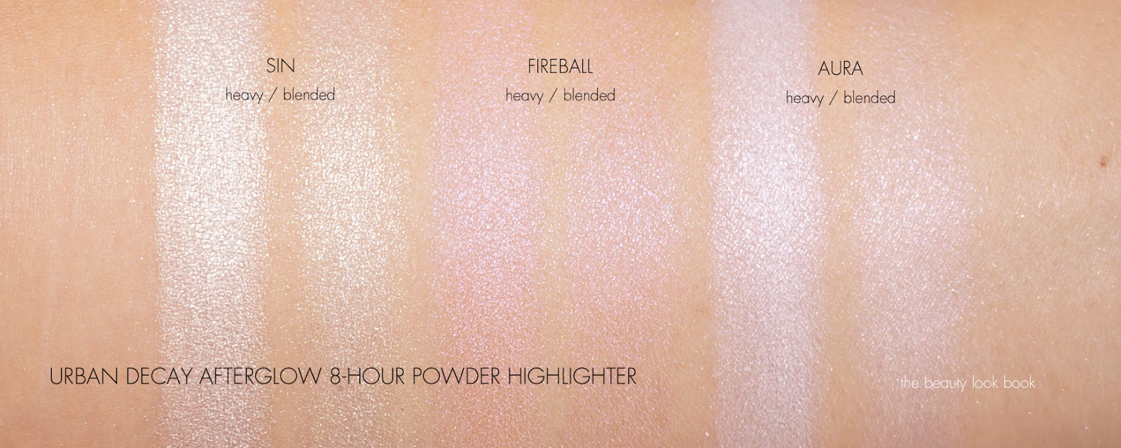 Afterglow 8-Hour Powder Highlighter by Urban Decay #17