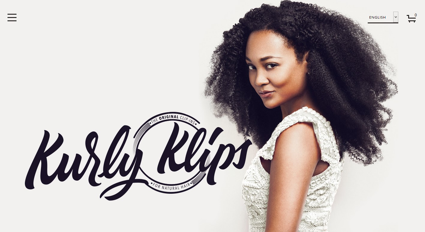 Kurly Klips Natural Hair Extensions