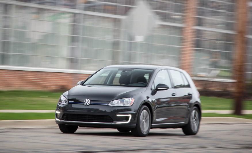 Đánh giá xe Volkswagen e-Golf 2016