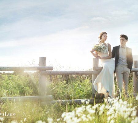 Hàn Quốc mang trải nghiệm chụp hình cưới hoàn toàn khác biệt