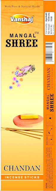 Chandan Incense Sticks image of Vanshaj Spices.com