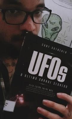 UFOS, OVNIS, Ufologia, Astronomia, Literatura, david alves mendes