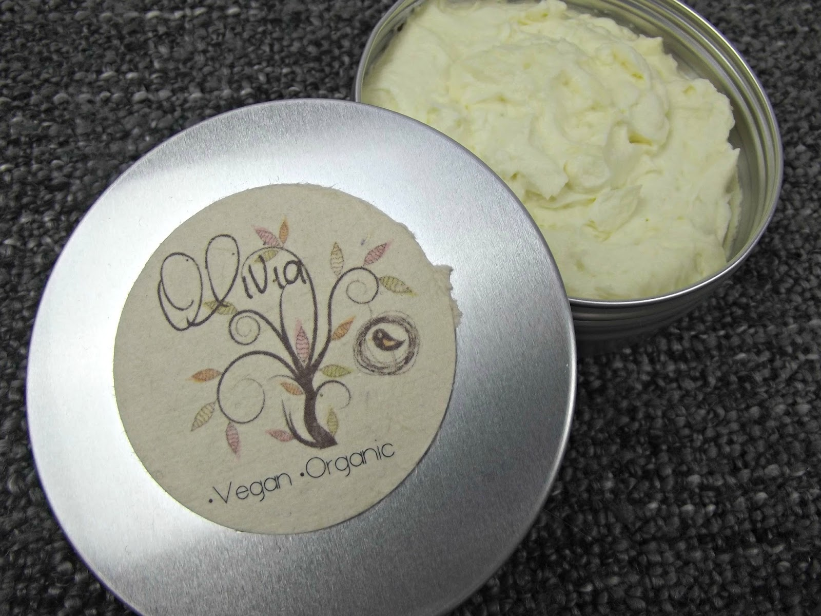Olivia Soaps and Balms Chocolate and Coconut Body Butter