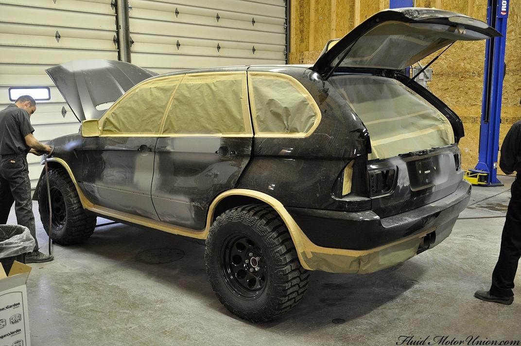 e53 bmw x5 urban assault vehicle latest auto design. Black Bedroom Furniture Sets. Home Design Ideas