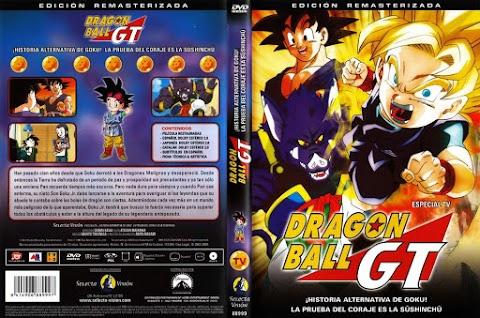 Peliculas de Dragon Ball GT