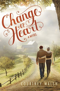 Heidi Reads... Change of Heart by Courtney Walsh