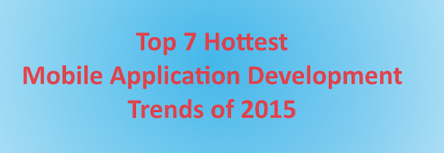 Latest Mobile App Development Trends
