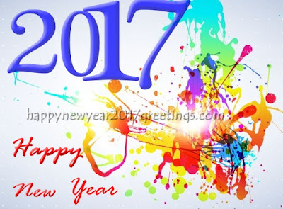 2017 Colorful Greetings Images