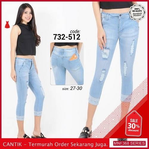 MNF368J124 Jeans 732512 Wanita Denim Jeans Celana terbaru 2019 BMGShop