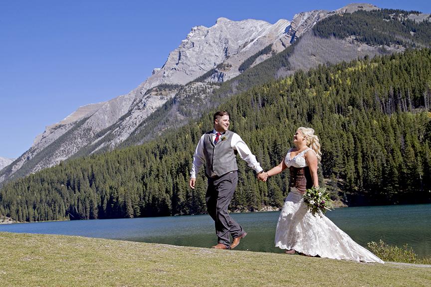 Alpine Peak Photography Banff Canmore Lake Louise And Kananaskis Wedding Photographer