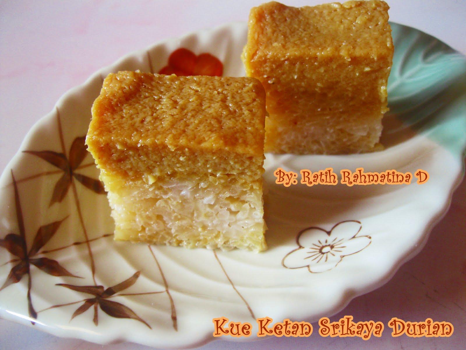Resep Cake Durian Jtt: Resep Kue Srikaya Cake Ideas And Designs