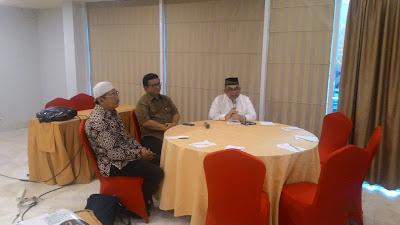 Diskusi Ekonomi dan Buka Bersama ISEI Lampung