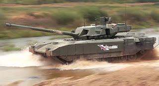 MBT T-14 Armata Rusia