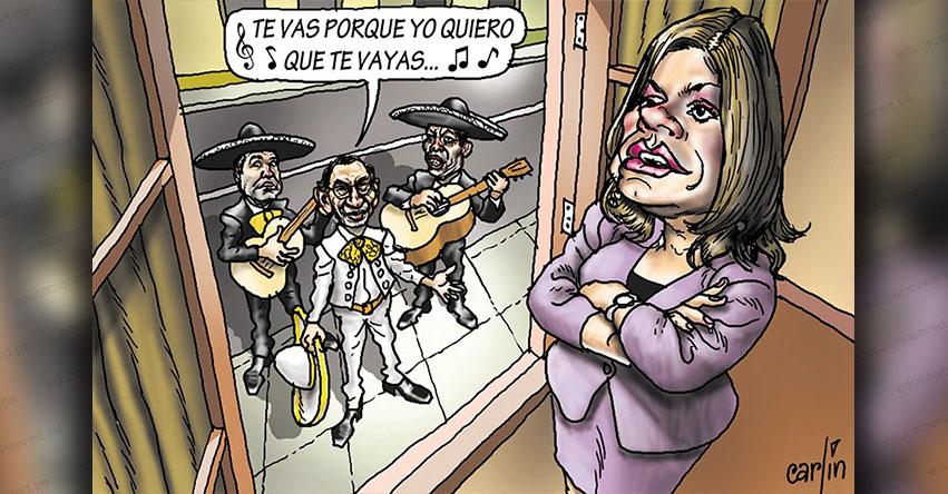 Carlincaturas Viernes 2 Agosto 2019 - La República