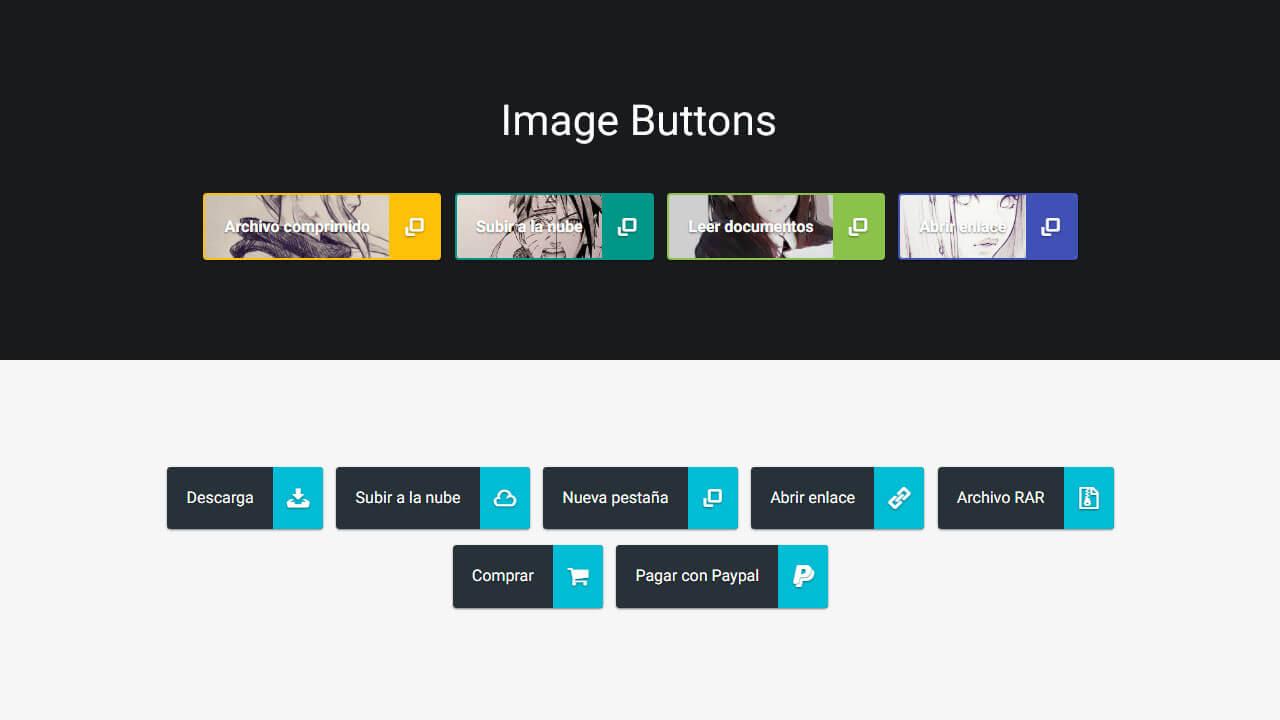 Botones personalizables con CSS