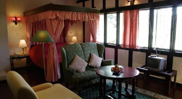 Hotel percutian keluarga Cameron Highlands
