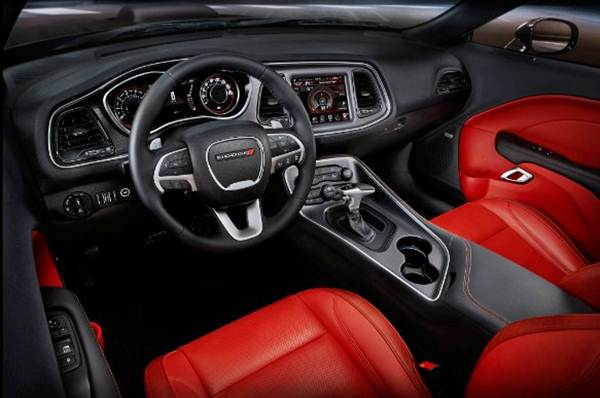 2017 Dodge Challenger SRT8 Price Canada