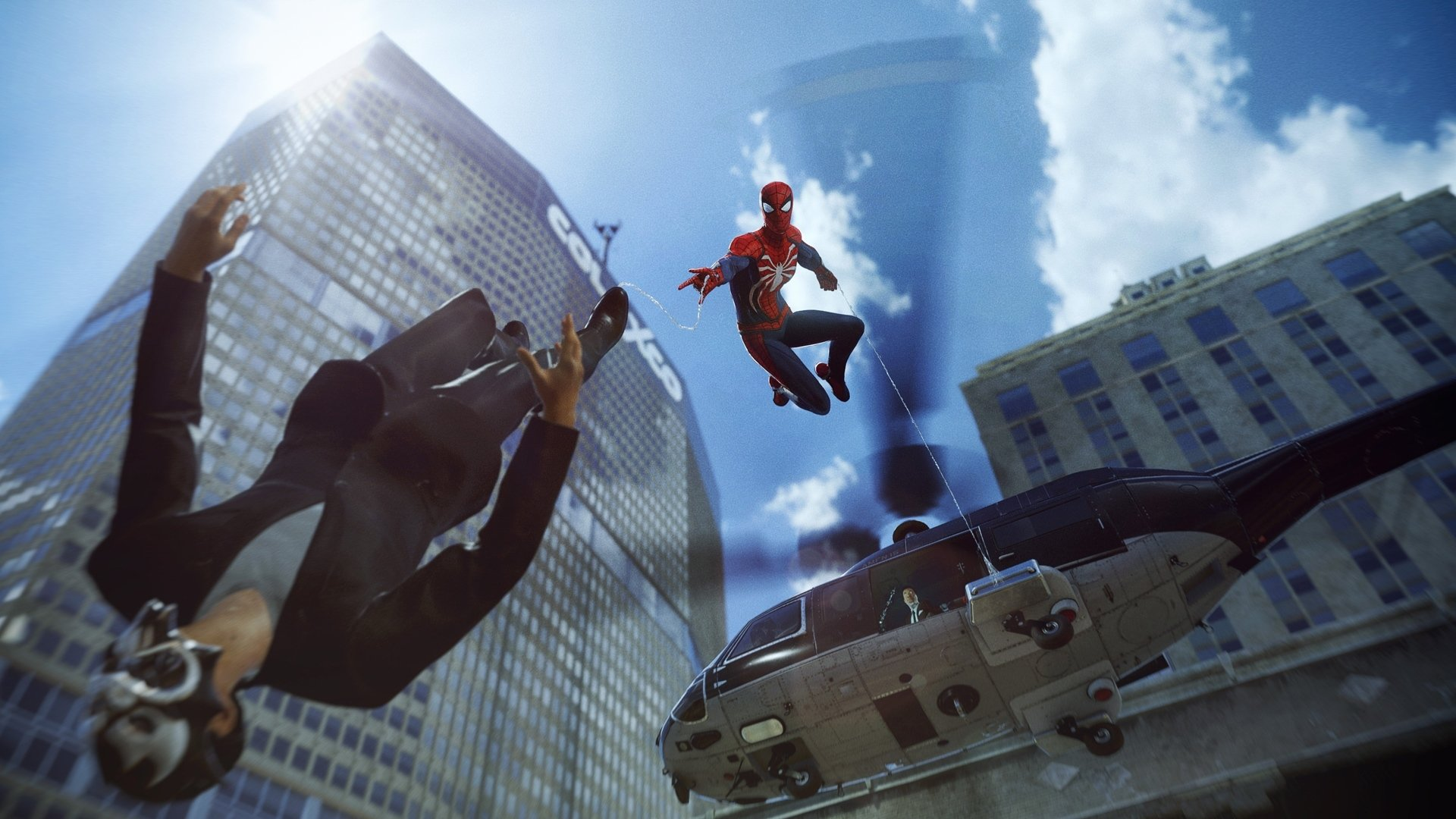 Game Of Spider Man Hd Wallpaper: Spider-Man Game HD Wallpapers 1920x1080