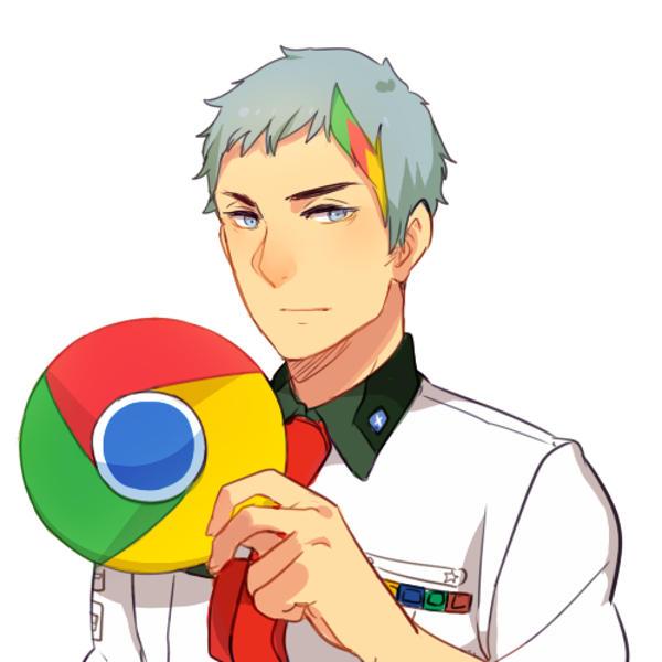 Poważny Chrome