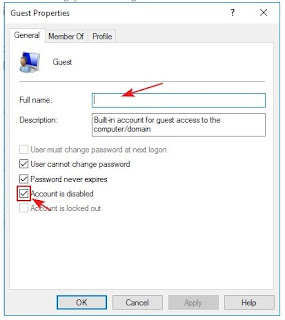 Cara Mengaktifkan Account Guest di Windows 10