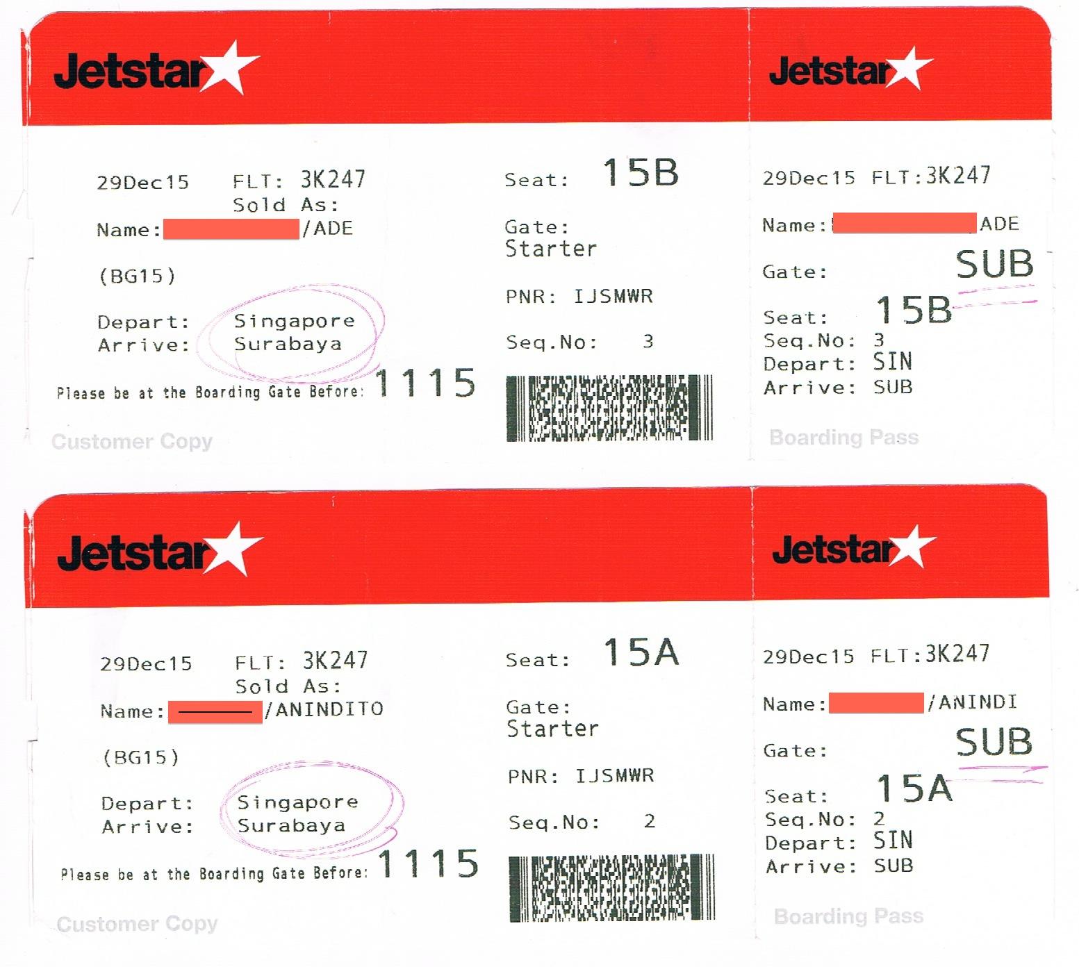 Balada Tiket Gratisan Jetstar