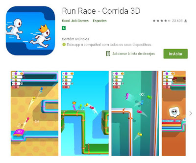 Run Race 3D Downloads