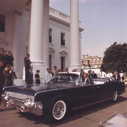 Sgt Al S Blog The Ss 100 X Lincoln Continental